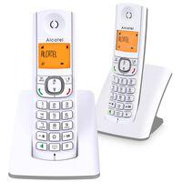 Téléphone fixe ALCATEL F 530 DUO GRIS