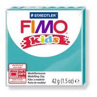 Pâte Fimo Kids 42 g Turquoise 8030.39 - Fimo