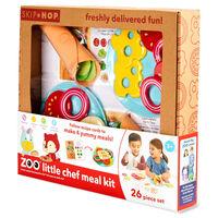 Skip Hop Kit repas du petit chef Preschool Zoo