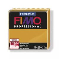 Pâte Fimo 85 g Professional Ocre 8004.17 - Fimo