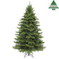 Triumph Tree - Sherwood sapin de noël LED vert -  h600xd284cm