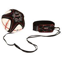 Avento Accessoire d'entraînement pour football Noir et rouge