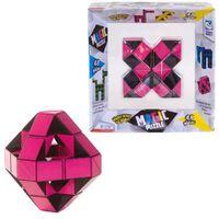 Clown Magic Puzzle Games 48 pièces Rose