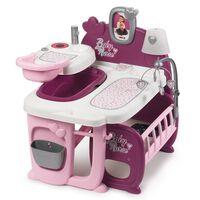 Smoby Centre grand de jeu pour poupée Baby Nurse