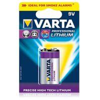 Pile Lithium Type Hr9 9 Volts - 6122301401