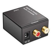 Convertisseur DAC - convertisseur numérique-analogique