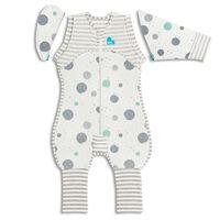 Love to Dream Couverture bébé Swaddle Up Transition Suit Lite M Blanc