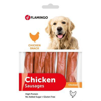 Chick'n snack sausages 85gr.
