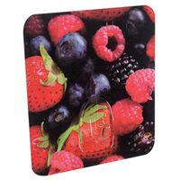 Compactor Crochet magique : Fruits rouge