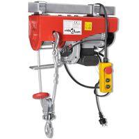 Palan électrique 1300 W 500/999 kg