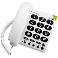 Téléphone Filaire Grosses Touches - 311c