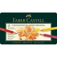 Faber Castell FC 110012 Polychromos 3.8mm d'épaisseur Crayon de bas..