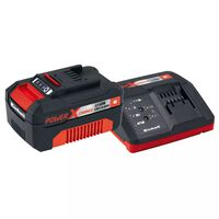 Einhell Kit de démarrage de batterie Power X-Change 18 V 4 Ah
