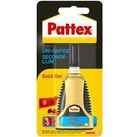 Colle Uni-Rapid -e Pattex - 'Gold Gel' 3g