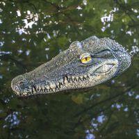 HI Tête de crocodile flottante