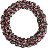 Jchien coton jill anneau multicolore 20cm