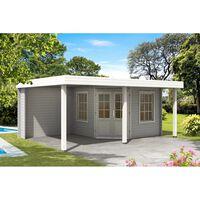 Carlsson Maison de jardin modèle hanna-40 plus