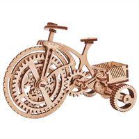 Wood Trick Kit de maquette Bois Modèle Vélo