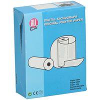 Rouleau de papier All Ride pour tachygraphe numérique - 3 pièces