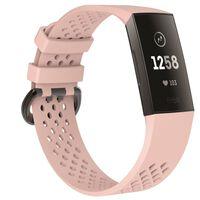 Bracelet Fitbit Charge 3 - beige rose - S