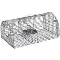 Nature Piège à rat sans cruauté 40 x 24,5 x 17 cm 6060111