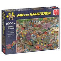 Jan van Haasteren Flower parade (1000 Pces)
