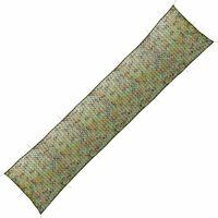 vidaXL Filet de camouflage avec sac de rangement 1,5 x 7 m