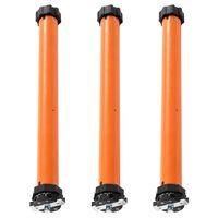 vidaXL Moteurs tubulaires 3 pcs 30 Nm
