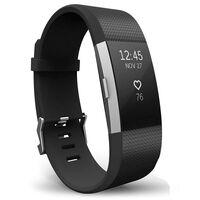 Bracelet pour Fitbit Charge 2 - Noir - S