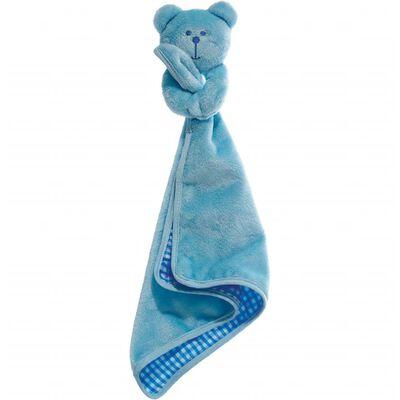Cuddle friend ours blue 40cm