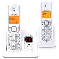 Téléphone fixe ALCATEL F 530 VOICE DUO GRIS