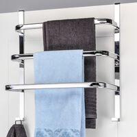 HI Rail à serviettes pour portes