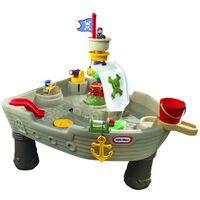 Bateau de pirate à ancrage éloigné Little Tikes