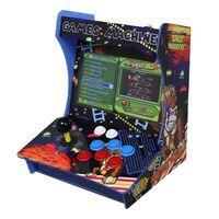 Machine D'arcade À Jeux Rétro