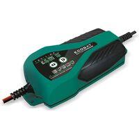 ECOBAT Chargeur de batterie 12 V 1,2 A