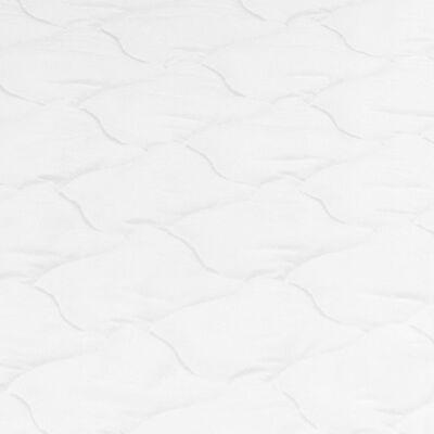 vidaXL Sur-matelas 90 x 200 cm Mousse froide Profil d'œuf 6 cm