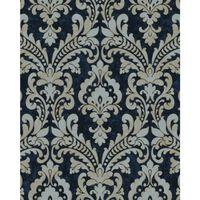 Profhome Vd219175-di Papier Peint Intissé Bleu