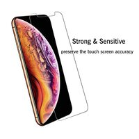 Protecteur d'écran en verre trempé - iPhone 11 Pro Max