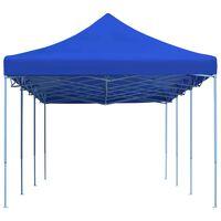 vidaXL Tente de réception pliable 3x9 m Bleu