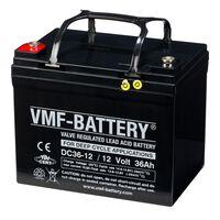 Batterie AMG VMF à décharge profonde 12 V 36 Ah DC36-12