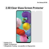 Lot de 2 protections d'écran en verre trempé pour Samsung Galaxy A51 5