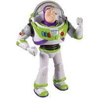 Lansay- Toy Story 4-Buzz l'Eclair Personnage Parlant Figurine, 64569