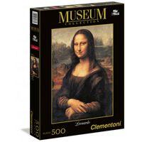 Puzzle Leonard de Vinci : La Joconde