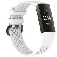 Bracelet Fitbit Charge 3 - blanc - S