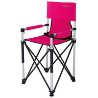 Eurotrail Chaise de camping Petit Jr. Rose