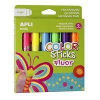 6 Color Stick Fluo