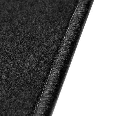 vidaXL Ensemble de tapis d'auto 4 pcs pour Mazda 6 Sedan