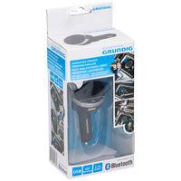 Cigarette Grundig Avec Bluetooth haut-parleur 12 / 24v 2,1-a