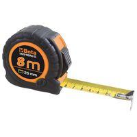 Beta Tools Ruban à mesurer 1691BM/8 Acier 8 m