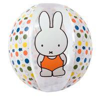 Boule Miffy 50cm Plage